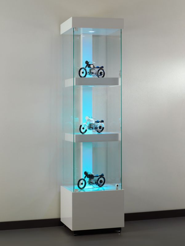 led f r vitrine glas pendelleuchte modern. Black Bedroom Furniture Sets. Home Design Ideas