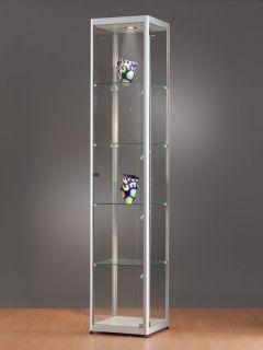 vitrinen mit led vitrinenshop liefert vitrinen in industriequalit t. Black Bedroom Furniture Sets. Home Design Ideas