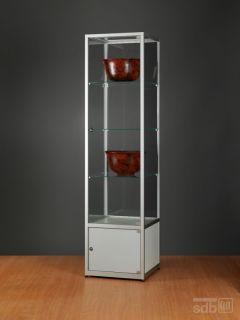 vitrinen ohne beleuchtung vitrinenshop liefert vitrinen in industri. Black Bedroom Furniture Sets. Home Design Ideas