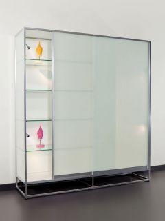 via ax1750al vitrinenshop liefert vitrinen in indu. Black Bedroom Furniture Sets. Home Design Ideas