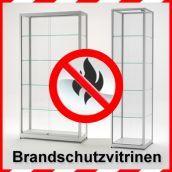 Brandschutz Vitrinen B1