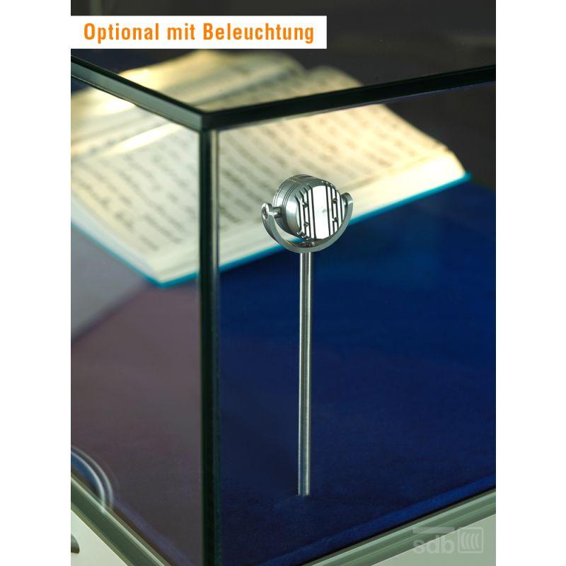 vitrine sockel glashaube mit unterschrank glasvitrinen alu vitrinen g nstig. Black Bedroom Furniture Sets. Home Design Ideas