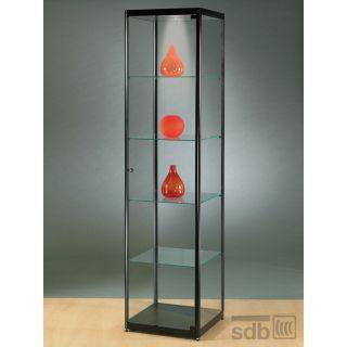 vitrine 50 cm tief glasvitrinen alu vitrinen g nstig. Black Bedroom Furniture Sets. Home Design Ideas