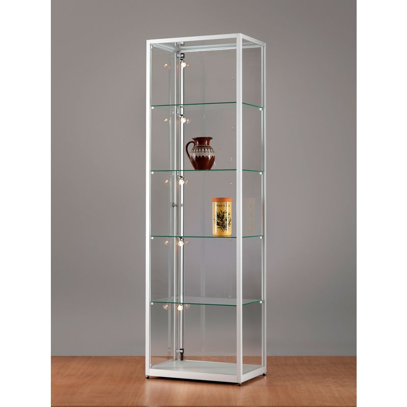 vitrine glasbodenbeleuchtung 60 cm breit glasvitrinen alu vitrinen g nstig. Black Bedroom Furniture Sets. Home Design Ideas
