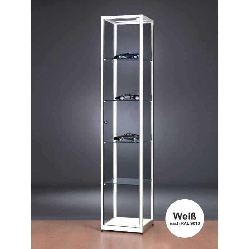 kleine vitrine wei abschlie bar glasvitrinen alu vitrinen g nstig. Black Bedroom Furniture Sets. Home Design Ideas