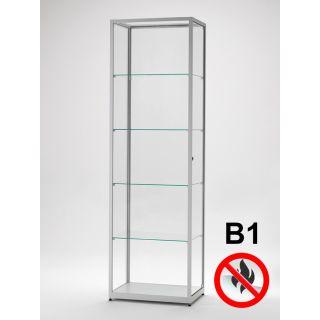 vitrine brandschutzklasse b1 60 cm breit. Black Bedroom Furniture Sets. Home Design Ideas
